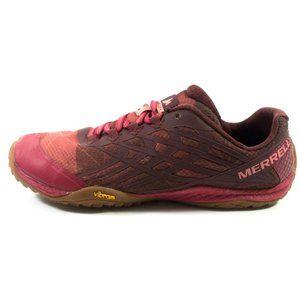 Merrell Trail Glove 4 Vibram Trail Running Shoes - Women's Size 9